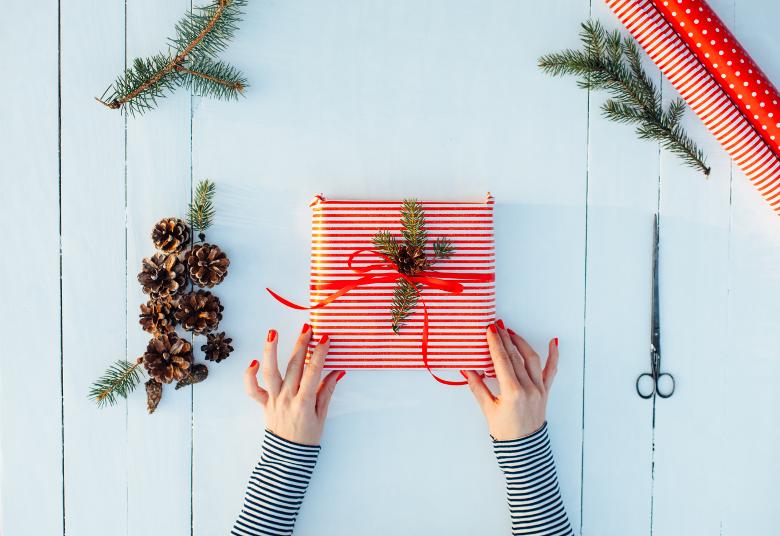 Über Weihnachten Neujahr gab es beim MCLago keine Bescherung. Neuanfang und Trauer. | Urheber: Kikovic |auf Fotolia #98129027