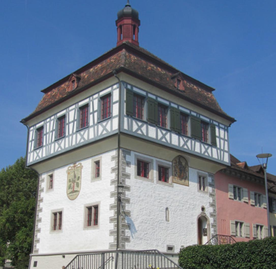 Da Vinci Partners LLC - im Turm der Stadt Arbon - Geschichte