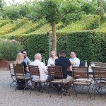 Sommerfest des MC Lago im Schloss Brunnegg