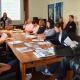 Urs E. Gattiker, Präsident des Marketing Club Lago, stellt die Tagesordnung der Mitgliederversammlung vor.
