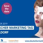 #DMT19 4-5 Dez. Düsseldorf: Jahrestreff der Marketing Community.