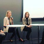 #MCLago AI Event Diskussionsrund von links nach rechts: Konrad Heimpel, Taina Temmen, Jungo-Brüngger und Daniel Brüngger (Moderator).
